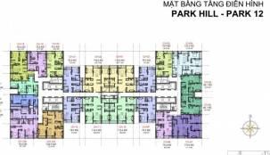 Cơ hội đầu tư hấp dẫn với Park 12 _ Times City Park Hill : bàn giao full đồ,cam kết thuê 24 tháng