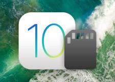 Tin vui cho người dùng iPhone, iPad 16GB: iOS 10 giúp tiết kiệm đáng kể bộ nhớ