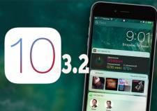 Apple bất ngờ phát hành iOS 10.3.2 chủ yếu vá lỗi cải thiện hiệu năng