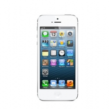 IPHONE 5 White 32G Lock