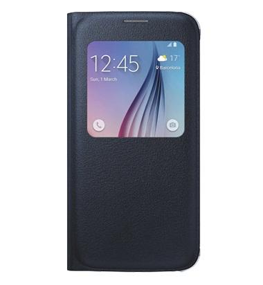 Bao da S View Cover Samsung S6 Chính Hãng