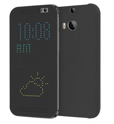 Bao Da Dot View HTC One M8 - CHÍNH HÃNG