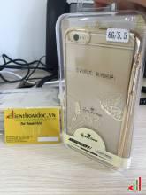 Ốp lưng vân hoa Hallsen iPhone 6 plus