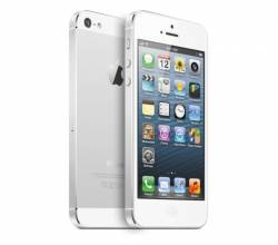 IPHONE 5 White 16G Lock