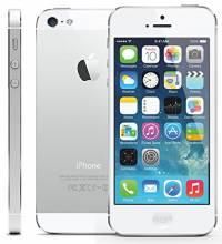 IPHONE 5 White 16G QT