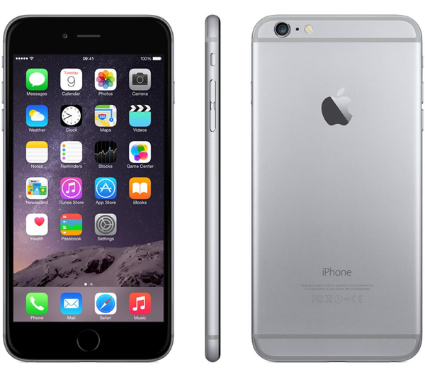 IPHONE 6 Plus 16G gray Quốc Tế