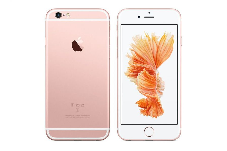 IPHONE 6S Rose 16G QT
