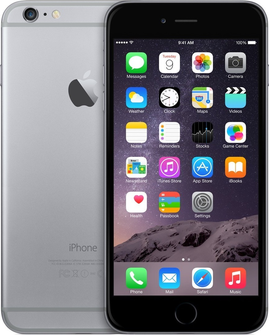 IPHONE 6 Plus 16G gray KVT