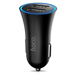 Sạc xe hơi Hoco 2 USB Max 2.1A