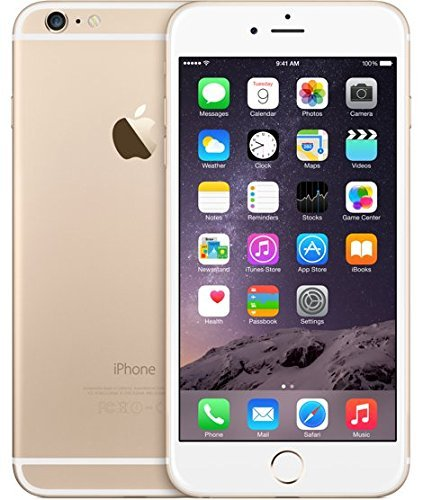 IPHONE 6 plus 64G gold KVT