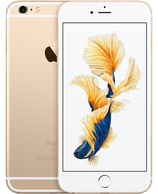 IPHONE 6S Gold 64G QT