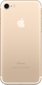 IPHONE 7 (LL) 256GB Gold new 100%