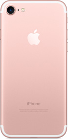 IPHONE 7 (LL) 256GB Rose new 100%