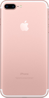 IPHONE 7 Plus (LL) 128GB Rose new 100%
