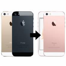 Thay vỏ iPhone 5, 5S lên 5SE