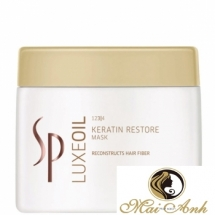 Mặt nạ dưỡng phục hồiSP Luxe Old Keratin Restore Mask