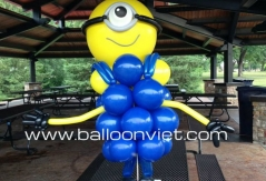 BALLOON COLUMN 007