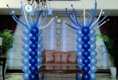 BALLOON COLUMN 043