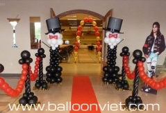 BALLOON COLUMN 049