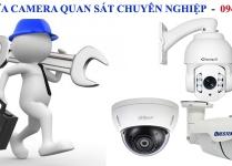 Sửa chữa camera quan sát tại Hà Nội