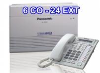 TỔNG ĐÀI PANASONIC KX-TES824-6-24