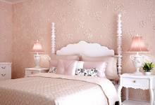 Giấy dán tường phòng ngủ và những lưu ý quan trọng