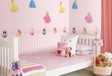 Giấy dán tường phòng cho bé khơi nguồn sáng tạo tối ưu
