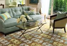 Thảm trải sàn cao cấp cho không gian ngôi nhà sang trọng