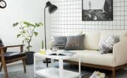 Bừng sáng căn hộ với những mẫu giấy dán tường màu trắng đẹp