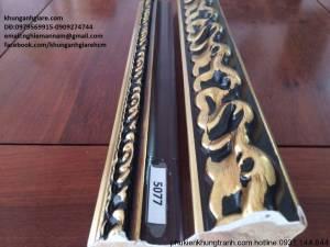 cây gỗ làm khung tranh mã 5077