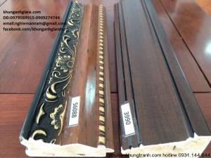 cây gỗ làm khung tranh mã 56088