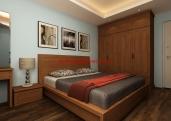 Tủ áo gỗ veer neer xoan đào MS 018
