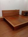 Giường ngủ gỗ  veer neer xoan đào