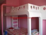 giường ngủ gỗ công nghiệp HN 08
