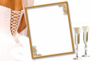 các mẫu khung ảnh cưới