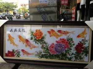 khung ảnh treo tường kích thước 15x21cm(7F)
