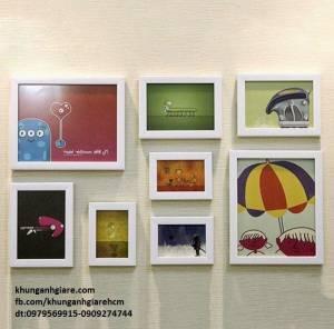 bộ khung ảnh nghệ thuật(MS26)