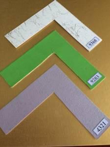 các mẫu giấy bo làm tranh thêu