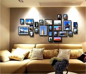 khung ảnh bộ 24 ảnh(ms51)