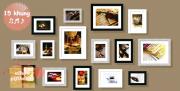 khung ảnh bộ 15 ảnh(ms52)