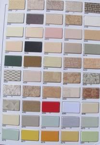 Mẫu bo giấy khung tranh (mã 9368)