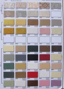 Mẫu bo giấy khung tranh (mã 9366)