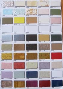 Mẫu bo giấy khung tranh (mã 9354)