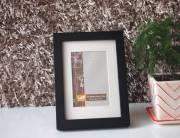 khung ảnh gỗ treo tường kích thước 21x30cm