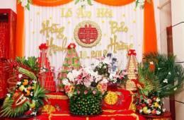 Giải mã các lễ vật trong lễ ăn hỏi 7 tráp