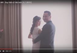 Lễ thành hôn Duy Việt - Hải anh (5/7/2015)