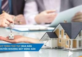 Quy trình mua bán căn hộ tại chung cư Era Town quận 7