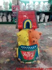 Ngôi nhà gấu