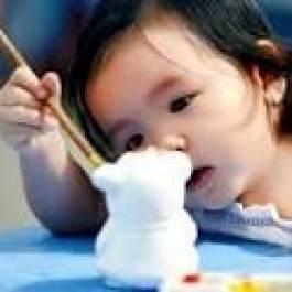 Hướng dẫn cách tô tượng cho các bé