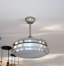 Đèn quạt trần cao cấp tô điểm ấn tượng cho ngôi nhà bạn